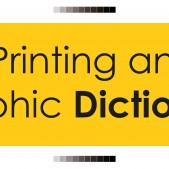 Printing and Graphic Dictionary