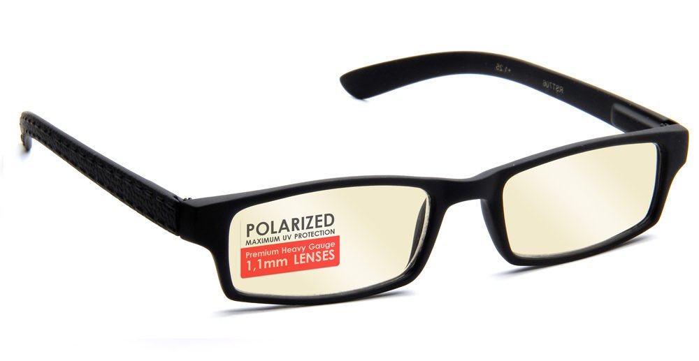 Static Cling Reading Glasses Label
